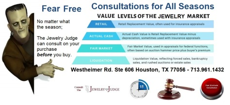 Houston Jewelry Appraiser Jewelry Judge Ben Gordon - Fear Free