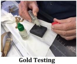 Gold Testing