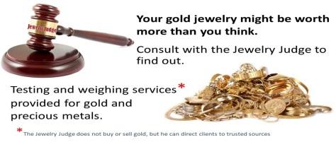 Houston Jewelry Appraiser Jewelry Judge Ben Gordon - Gold Service