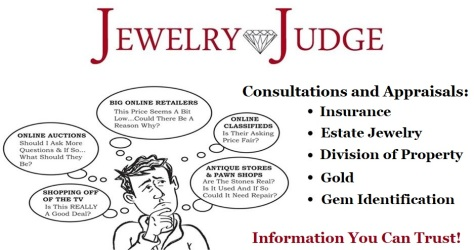 Houston Jewelry Judge Ben Gordon - Consultation